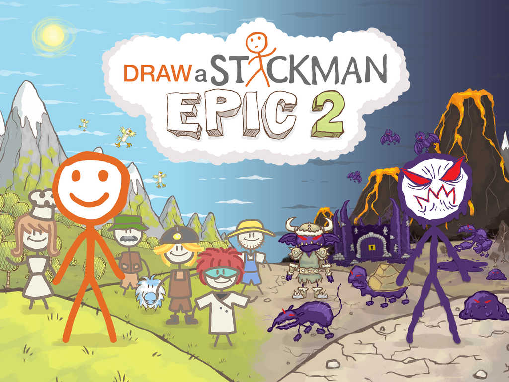 Draw a Stickman: EPIC 2 Review and Discussion | TouchArcade