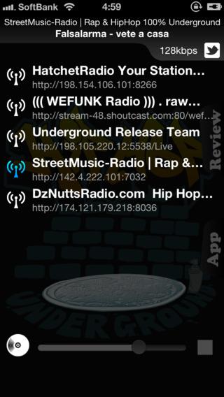 Hip Hop Underground - Internet Radio