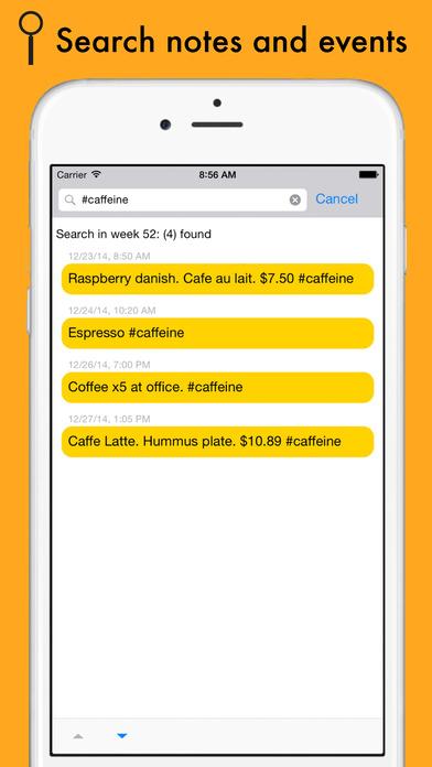 MemoMa - Take notes on your calendar Screenshots