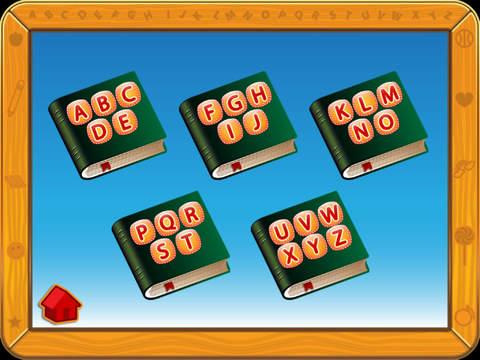 WORDZ Club Alphabets Words