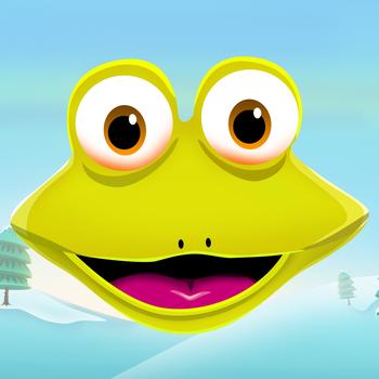 Super Froggy Ski : The Snow Forest Fun Escape Race - Pro LOGO-APP點子
