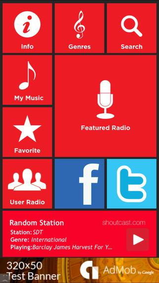 MyRadio Red