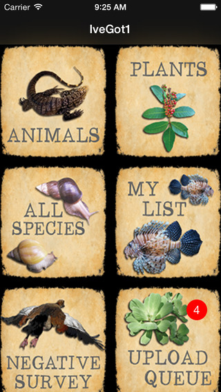 IveGot1 - Identify and Report Invasive Animals and Plants in Florida