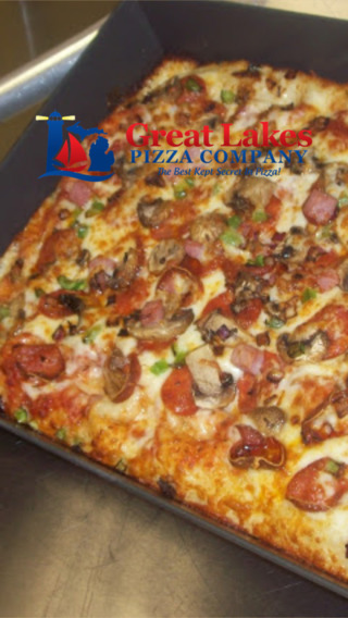 Great Lakes Pizza Company Mobile
