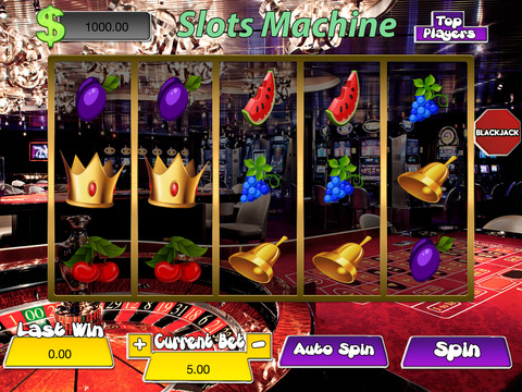 free slots games for ipod