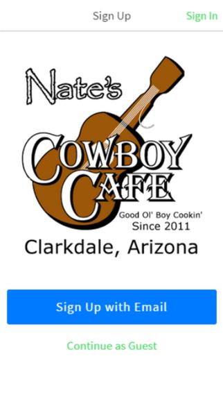 Nate's Cowboy Cafe