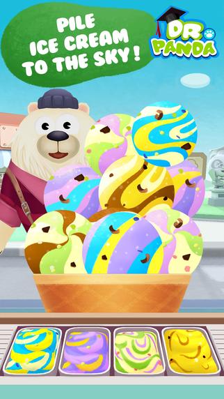 Dr. Panda's Ice Cream Truck Screenshots