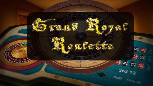 Grand Royale Roulette Pro