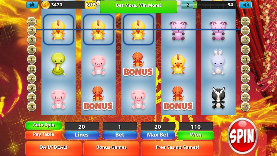 The Top Slots For Free Play
