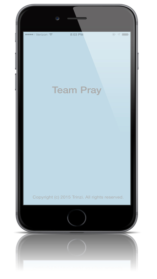 Team Pray - Prayer Request App