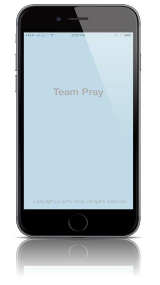 Team Pray - Prayer Request App