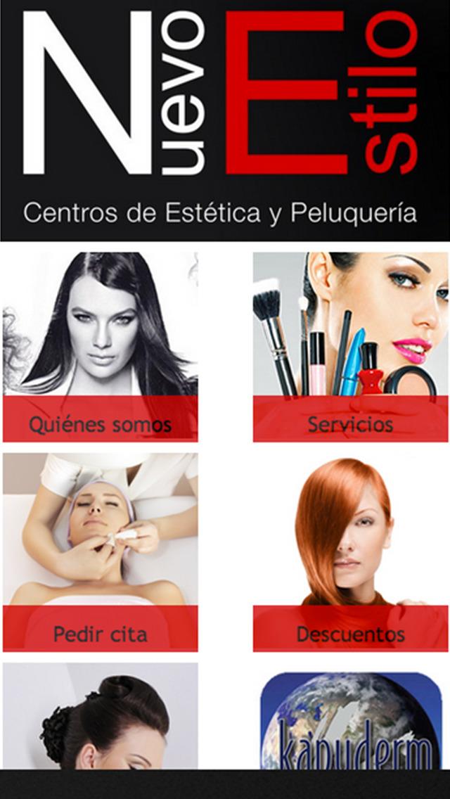 Nuevo estilo peluquer as ios - Nuevo estilo peluqueria ...
