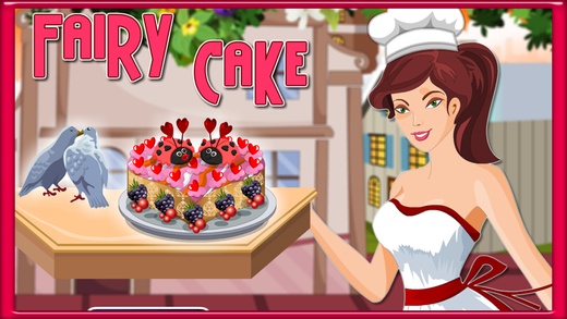 Fairy Cake Cooking Game