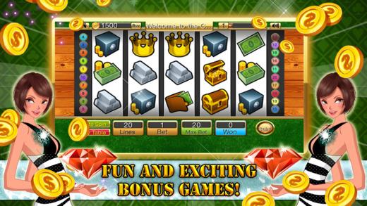 `` Ace Lucky 777 Big Win Slots Casino Free