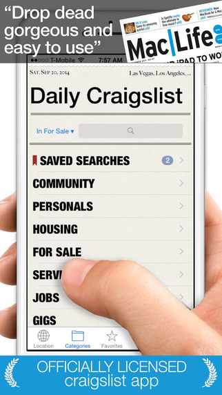 DAILY for Craigslist Universal Version