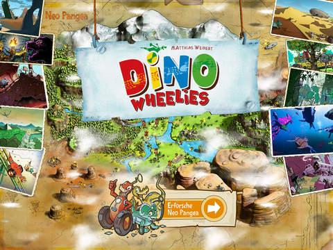 Dino Wheelies