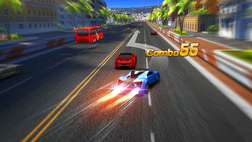 Infinite Racer Screenshot