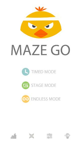 Maze: Go