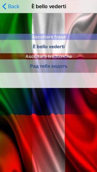 Frasi Italia Russia - Italiano Russo Voce Frase Audio