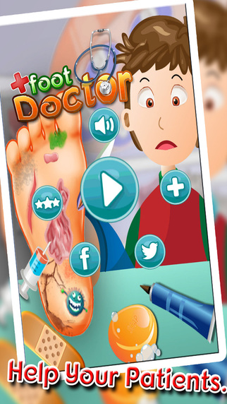 Foot Doctor: Kids Casual Game Pro