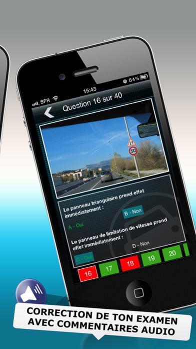 Code de la Route à la Carte iPhone Screenshot 3