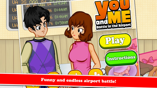 You and Me : Battle in the Airport