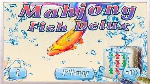 Mahjong Fish Delux Free