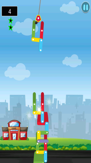 Number Stacker Free - Educational fun for kids