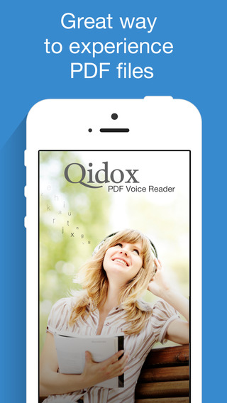 Qidox - PDF Voice Reader Premium