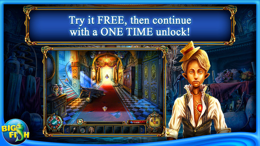 Dark Parables: The Final Cinderella - A Hidden Object Game with Hidden Objects