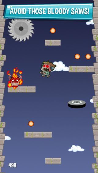 玩免費遊戲APP 下載Hilarious Dumb Zombies - Road trip jumping game. app不用錢 硬是要APP