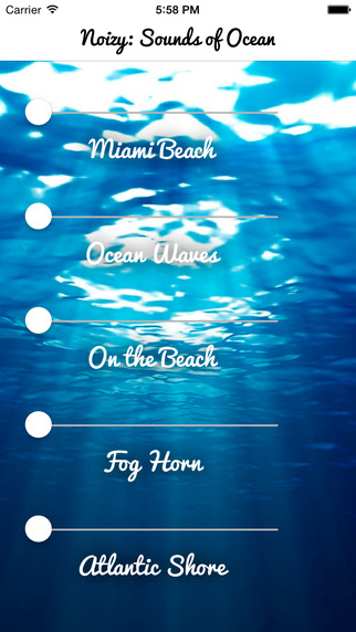 Sounds Of Ocean