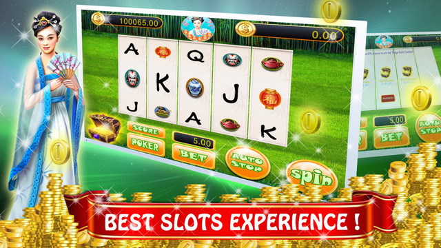 Chinese Culture Slots : Free Video Slots and Card Casino Games