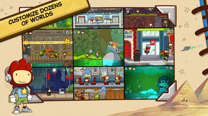 Scribblenauts Unlimited iPhone