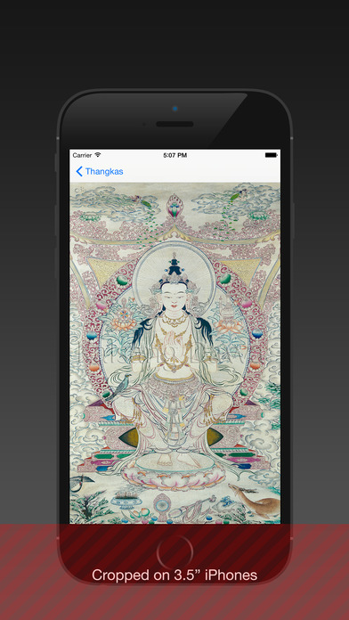 BuddhaPik iPhone Screenshot 4