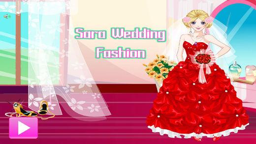Sara Wedding Fashion