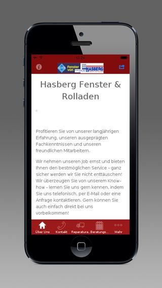Hasberg Fenster