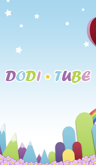 DODI TUBE - YouTube for babies and toddlers