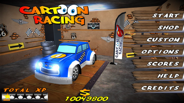 Cartoon Racing Ultimate