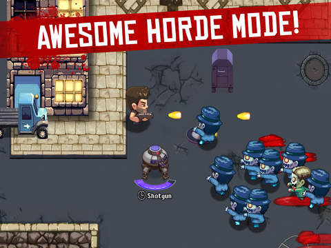 Screenshot 2 Age of Zombies™