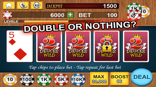 Video Poker * Aces and Eights