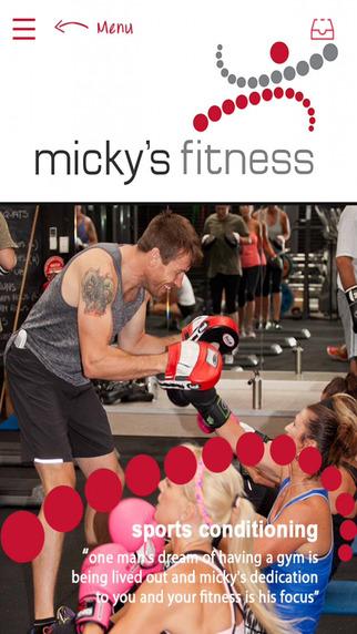 Mickys Fitness