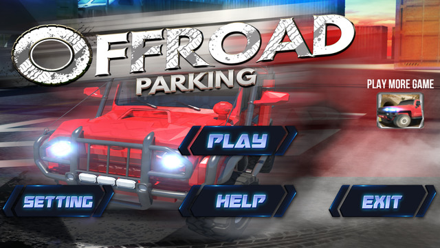 Offroad Parking 3D - 4x4 Jeep Wrangler Realistic Simulators