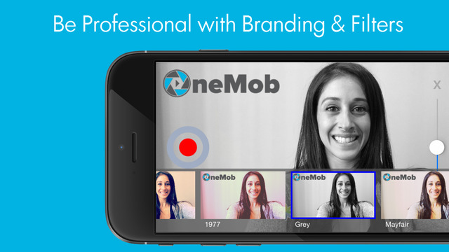 OneMob - Video and Voice Email for Salesforce