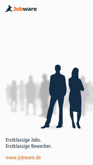 Jobware: Jobs Jobbörse Stellenmarkt Job finden