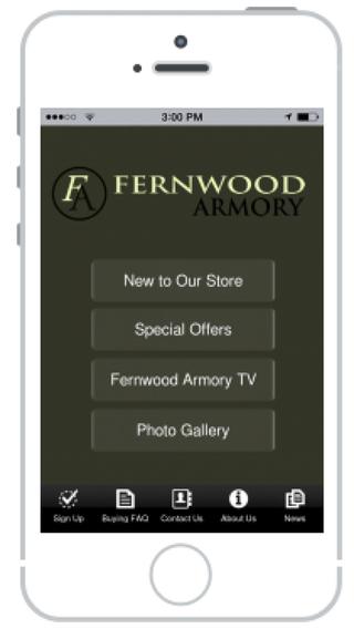 Fernwood Armory