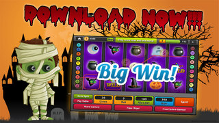Halloween Pumpkin Slots Machine - Bonus Game Casino