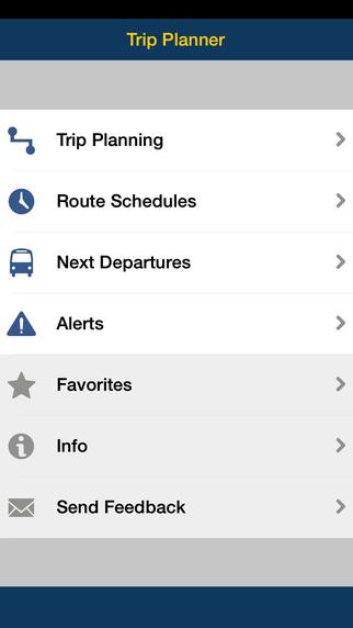 Puget Sound Trip Planner
