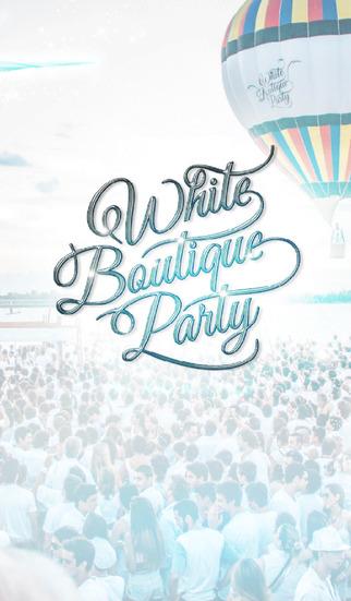 White Boutique Party