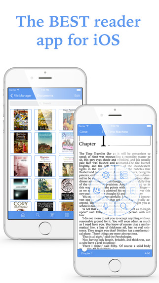 TotalReader Pro - The BEST eBook reader for epub fb2 djvu pdf mobi